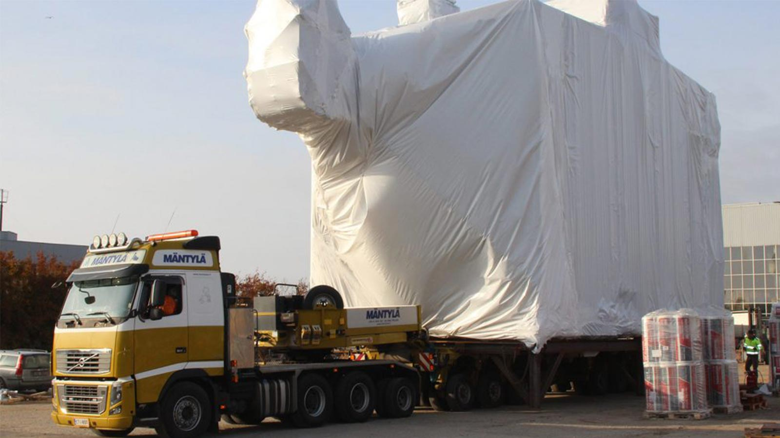 Know-how for all cargo in segment of project transports